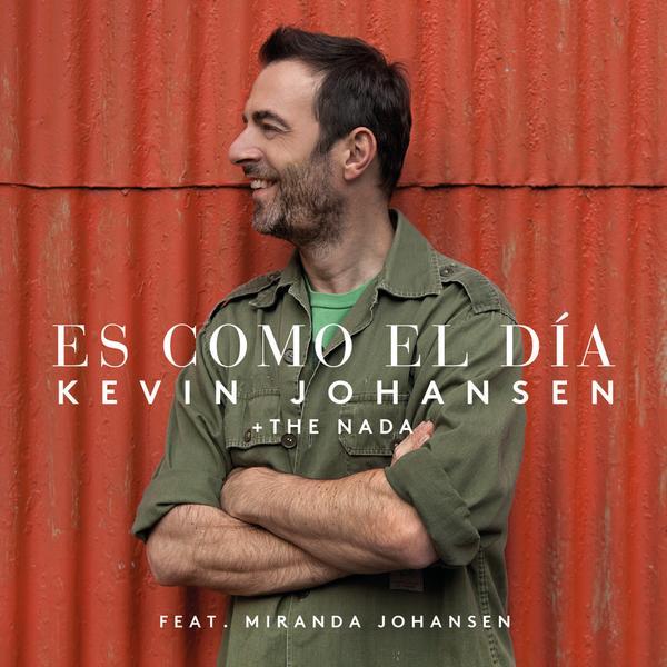 """Kevin Johansen presenta su nuevo single """"Es como el día"""" feat. Miranda Johansen"""
