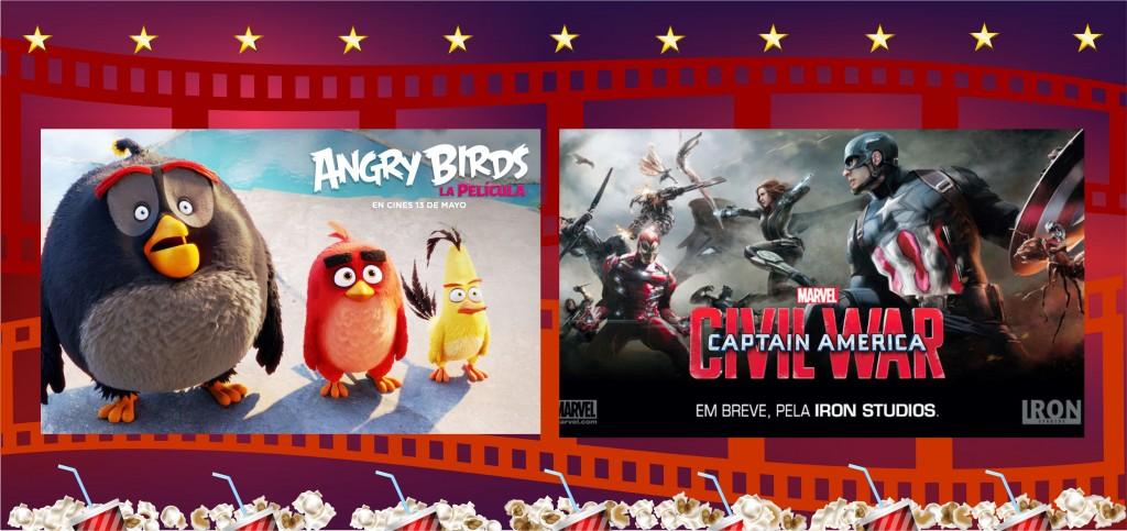 ESPECTACULOS: La cartelera de los cines de La Costa para esta semana