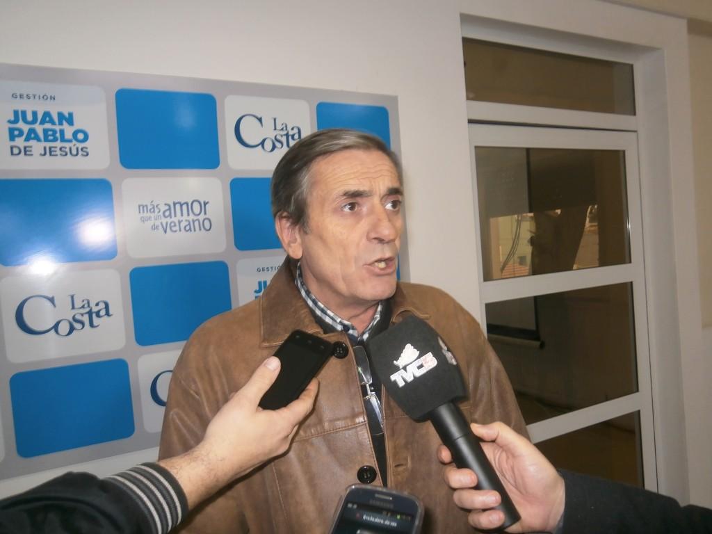 El Dr. Daniel Creuso,hablo sobre los casos de Gripe A en la costa