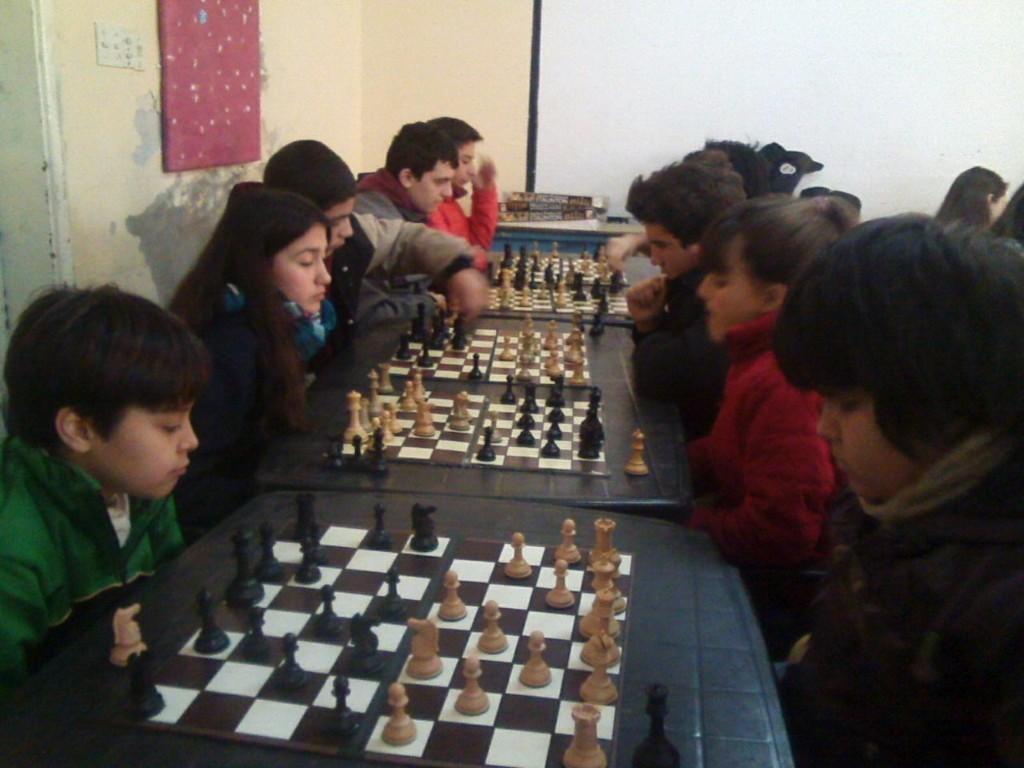 Se disputó en San Clemente la etapa local de ajedrez de los Juegos Bonaerenses