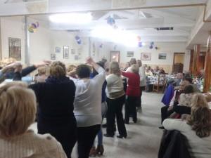 El Centro de Jubilados Las Toninas celebró sus 26 años de vida