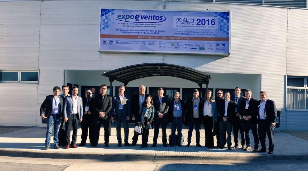 """La Costa participó de la edición 2016 de """"Expo Eventos"""""""