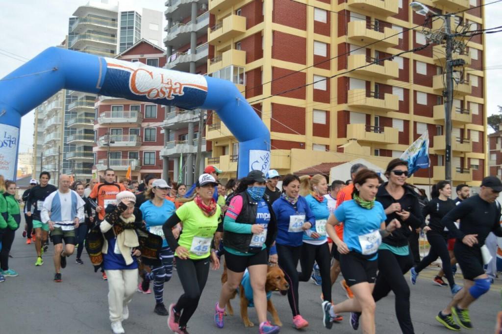 El maratón de San Bernardo le dio cierre a las actividades deportivas de vacaciones de invierno