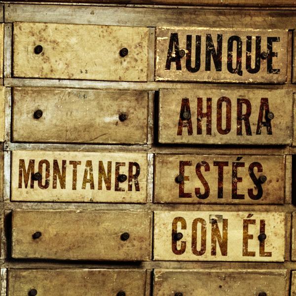 Ricardo Montaner Presenta:  Aunque Ahora Estés Con El