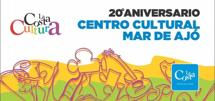 El Centro Cultural de Mar de Ajó celebra hoy sus 20 años con una fiesta