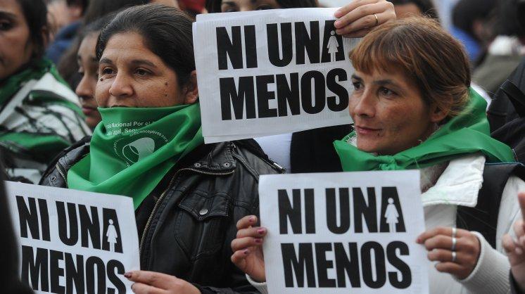 Esta tarde se realizará el primer paro nacional de mujeres en la Argentina