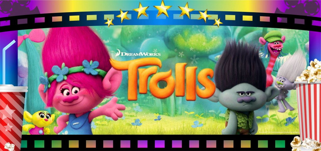 """Se estrena La película infantil """"Trolls"""" en La Costa"""