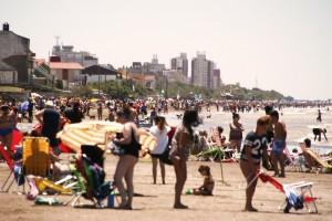 La Costa vivió un anticipo de la temporada de verano