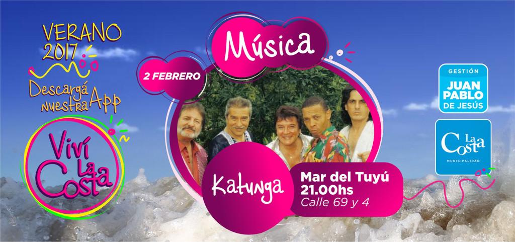 Este jueves la Plaza de la Cultura de Mar del Tuyú se viste de fiesta