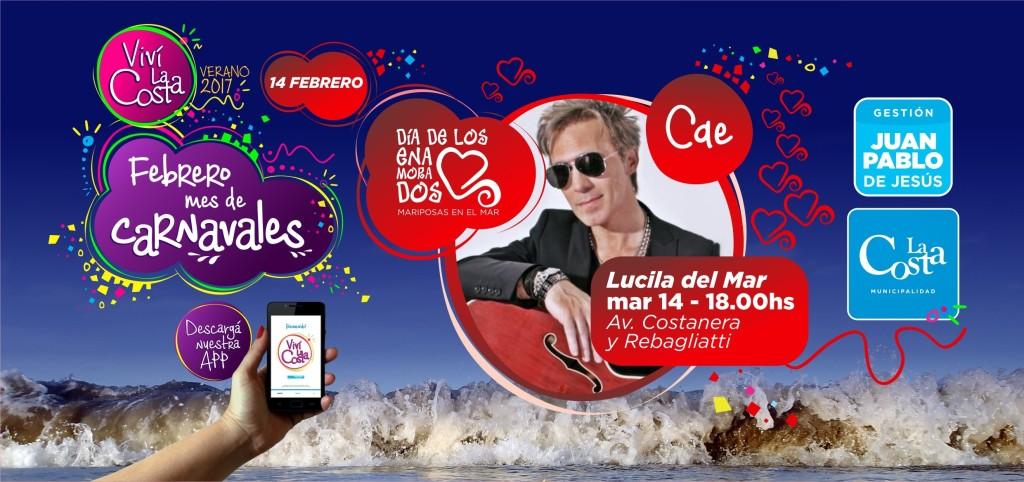 HOY – Lucila del Mar  celebra el Día de los Enamorados