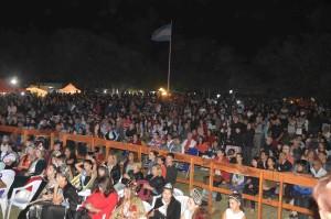 Santa Teresita festejó su 71° aniversario con tres días a pura fiesta