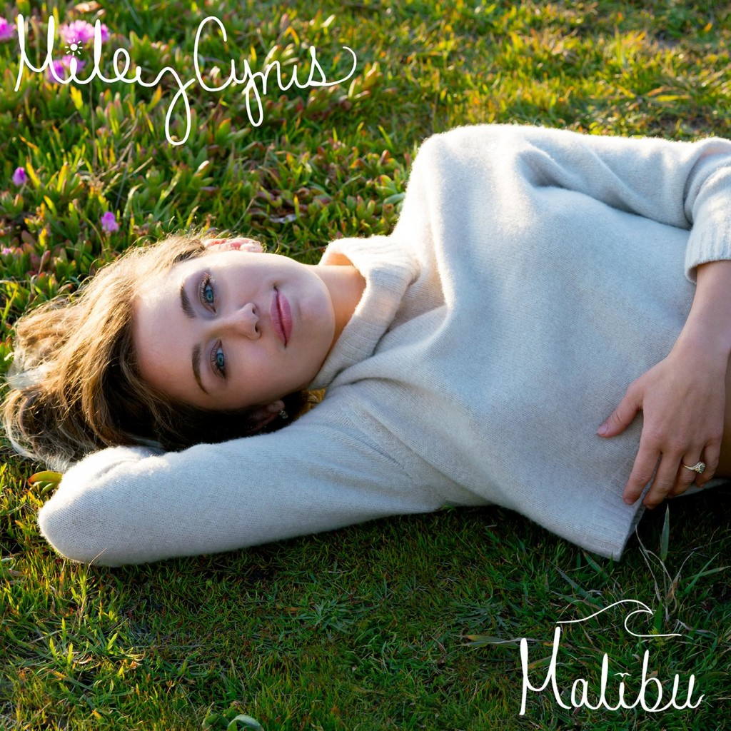 Miley CyrusPresenta:Malibu