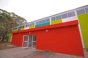 Más obras para el deporte: este sábado se inaugura el Polideportivo de Aguas Verdes