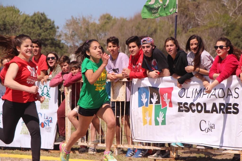 Llega la 5ª fecha de Olimpiadas Escolares con una jornada de atletismo y recreación