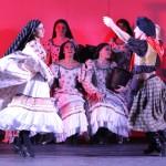 Con un gran espectáculo, cierran el año los seminarios del Ballet de La Costa