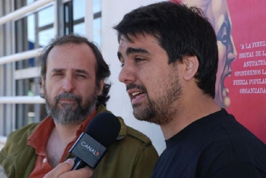 POUSTIS REPUDIÓ EL RECORTE A LAS PENSIONES POR DISCAPACIDAD