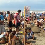 Llega a San Clemente el Concurso NacionaldeCastillosy FigurasdeArena