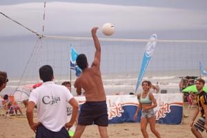 En febrero continúan los torneos del Circuito Atlántico de Beach Vóley