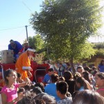 Los Reyes Magos llegaron a los barrios de La Costa