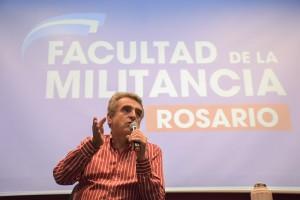Rossi advirtió que en América Latina hay democracias restringidas