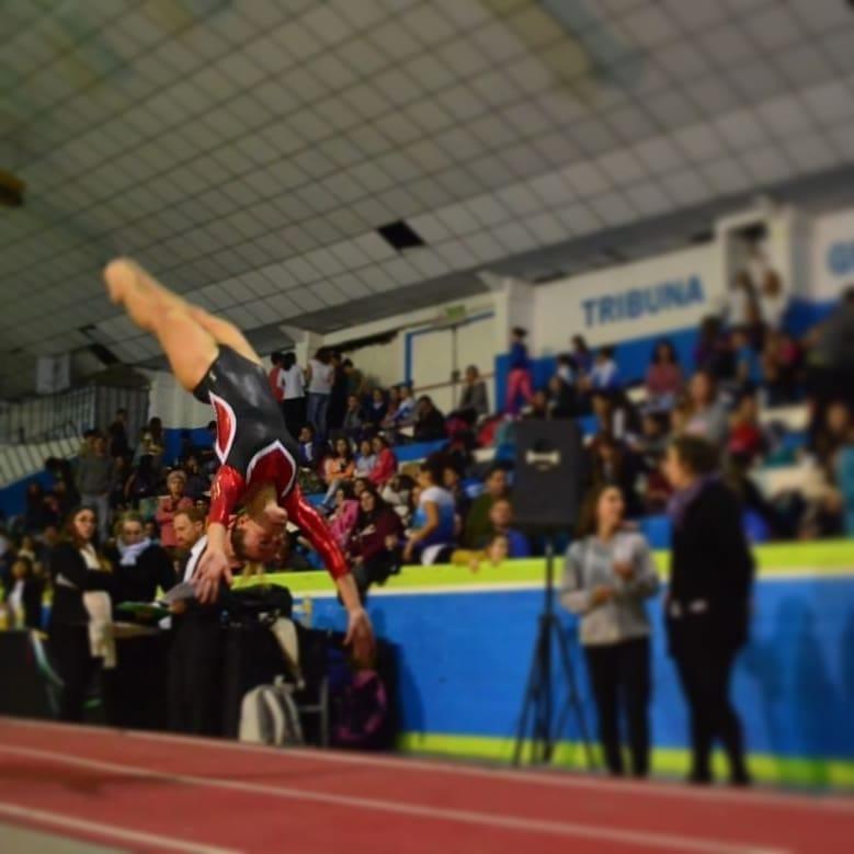 Deportista costera se consagró campeona en el Campeonato Argentino de Gimnasia Acrobática