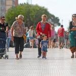 Muchas actividades deportivas y recreativas al aire libre para disfrutar en familia