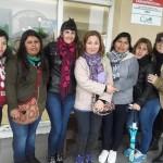 Promotoras de Género accedieron a la beca municipal