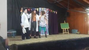 El programa Pasen y Vean llegó a las escuelas primarias de Mar de Ajó