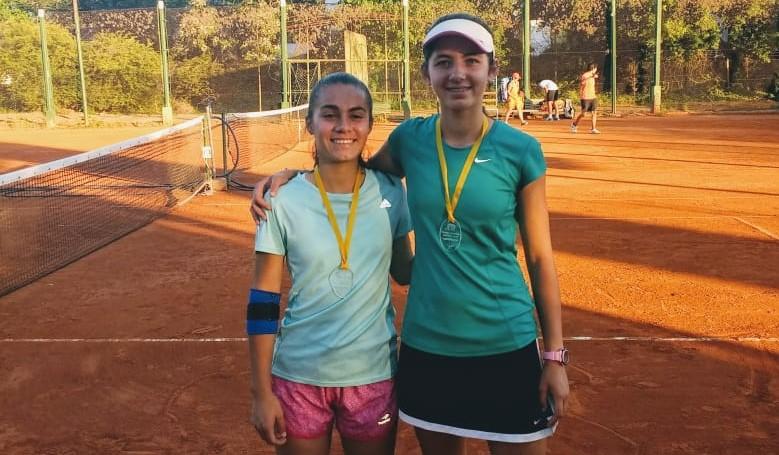 Joven tenista costera volvió a ganar y por primera vez es top 20 en el ránking argentino Sub-14