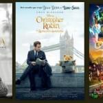 Tres estrenos en cartelera de cines para este fin de semana largo