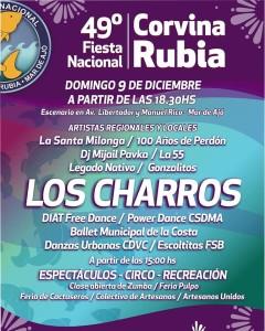 Estedomingose realizala 49ª edición de la Fiesta Nacional de la Corvina Rubia
