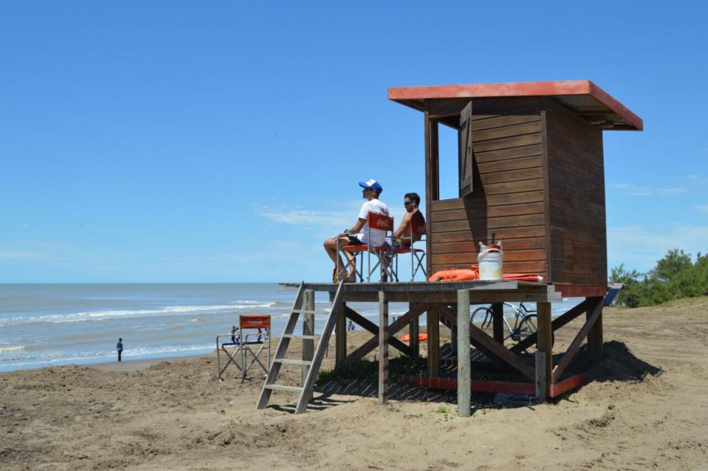 Aumentan los lugares de cobertura del Operativo de Seguridad en Playa