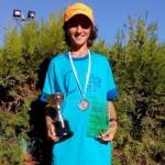 Tenista costero del Centro Municipal de Alto Rendimiento fue campeón y finalista en Chascomús y San Nicolás