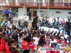 La Costa conmemoró el Día Nacional de la Memoria por la Verdad y la Justicia
