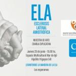 Este jueves habrá una jornada sobre esclerosis lateral amiotrófica (ELA) en Mar de Ajó