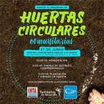 se realizará una nueva jornada del Programa Huertas Circulares Comunitarias