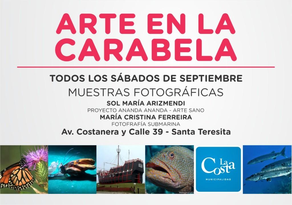 Continúan las visitas guiadas y exposiciones en La Carabela de Santa Teresita