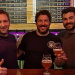 La Cerveceria Viejo Skill fue premiada en una competencia en Chile