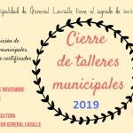 General Lavalle:Mañana habrá una Exposición de Talleres Municipales en Casa de la Cultura