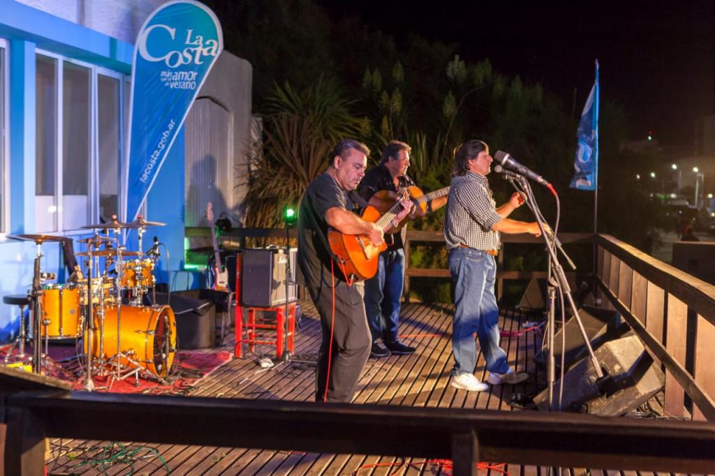 """Continúa el ciclo de espectáculos musicales """"Nuestra Cultura"""" en las localidades de La Costa"""