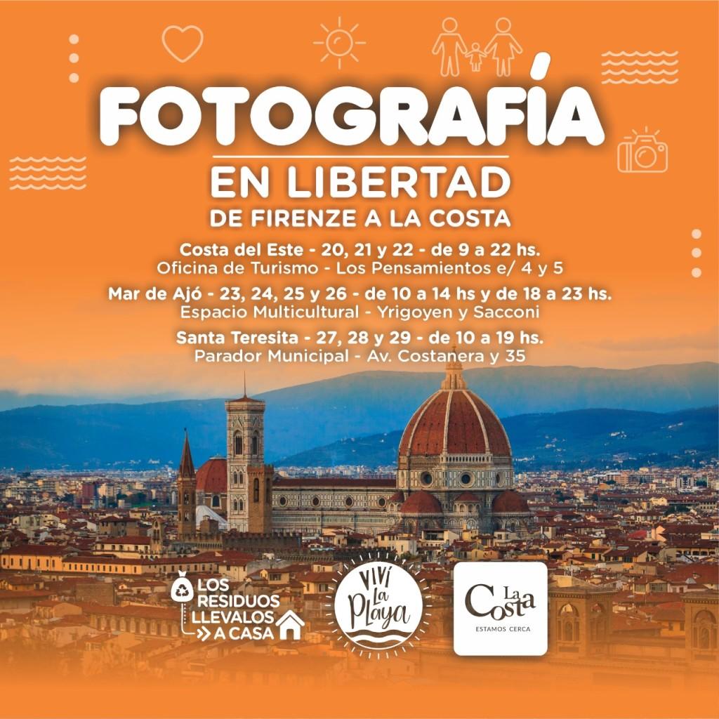 """Llega a La Costa la 3ª edición de la muestra internacional """"Fotografía en Libertad"""""""