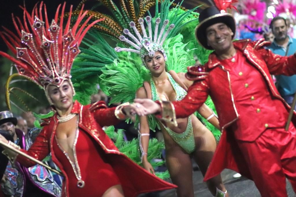 Se vivieron cuatro noches de celebración en los Carnavales de La Costa