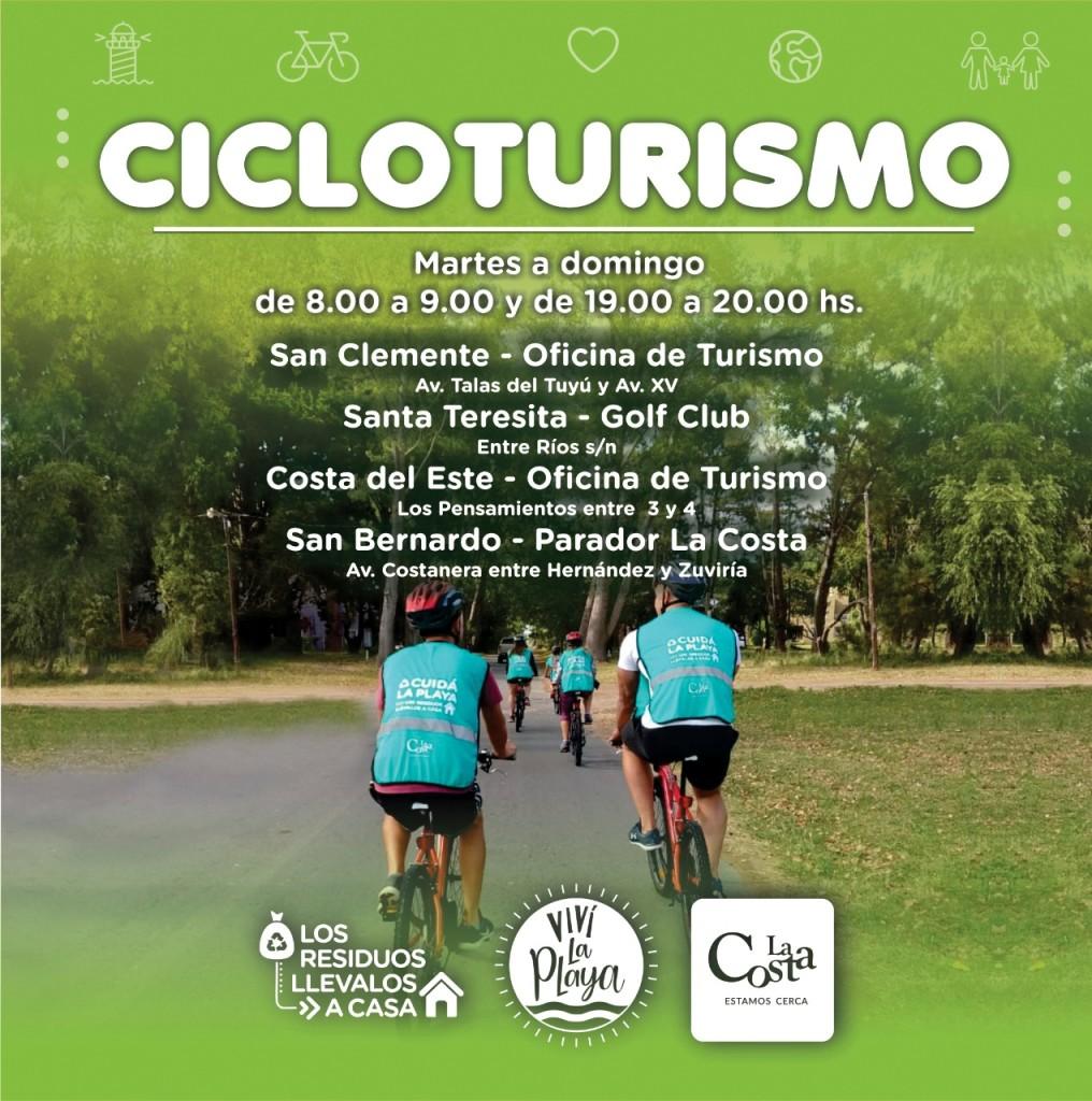#VivíLaCosta / La agenda de actividades para este martes 11 en el Partido de La Costa
