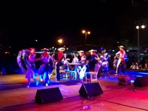 Más de 4.500 personas disfrutaron de la 22°Fiesta Nacional Semana de Santos Vega