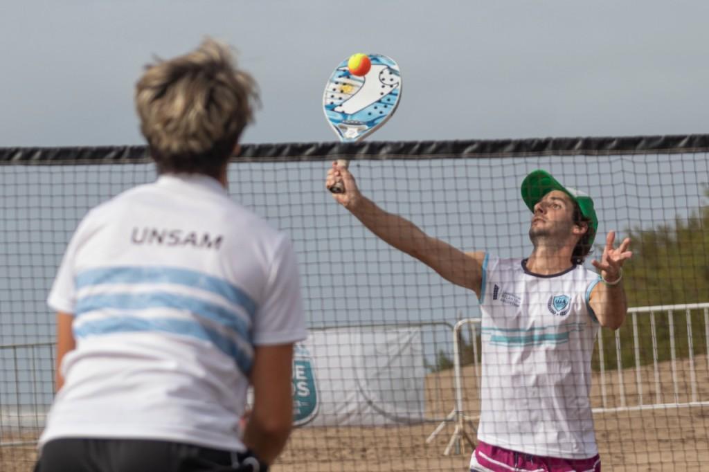 Culminaron los Juegos Universitarios de Playa 2020 en La Costa