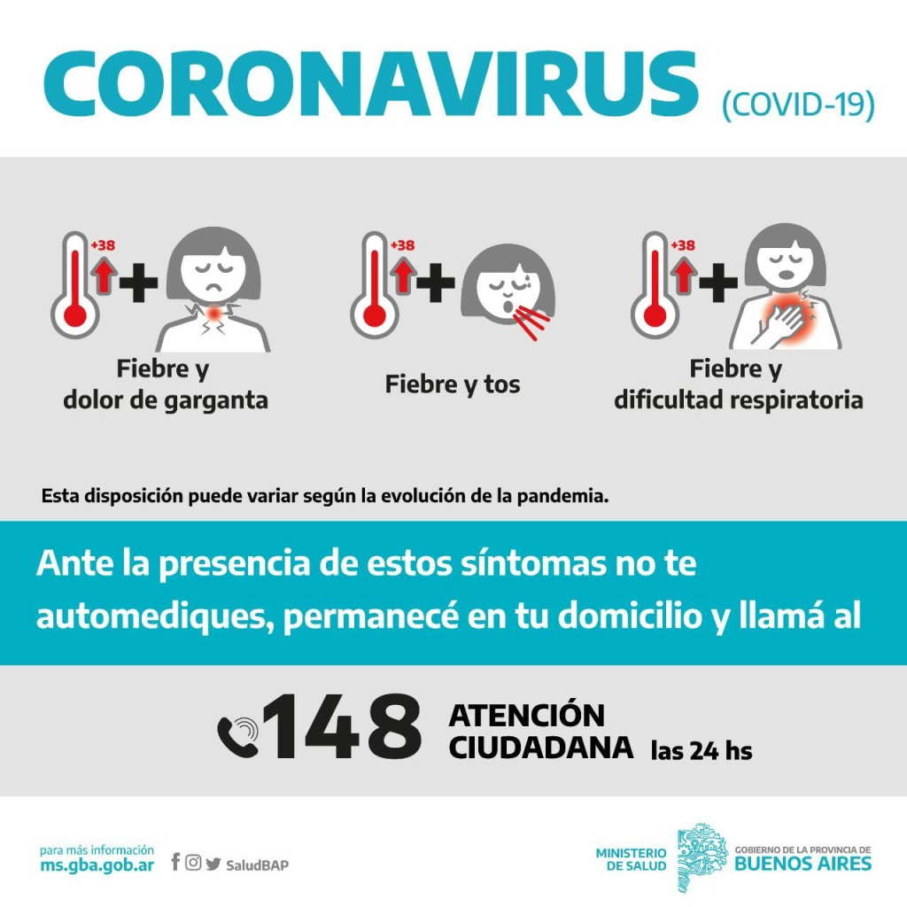 REPORTE DIARIO MATUTINO NRO 77 SITUACIÓN DE COVID-19 EN ARGENTINA