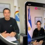 Cristian confirmó que se espera la habilitación de la Provincia para ingresar a la fase de distanciamiento responsable1