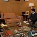 Kicillof y Larreta se reunieron para analizar cómo continuará la cuarentena en el AMBA