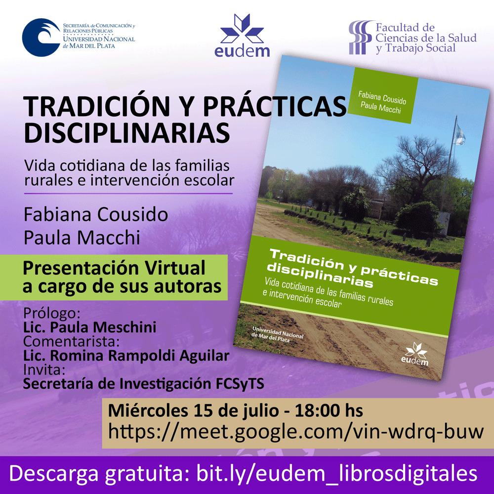 Graduadas en Trabajo Social de la extensión La Costa de la Universidad Nacional de Mar del Plata presentarán un libro