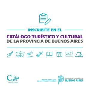 Abre la inscripción para establecimientos e instituciones que quieran ser parte del Catálogo de Turismo y Cultura de la Provincia
